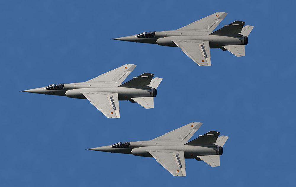 Spanish Mirage F1s [Draken]